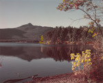 Chocorua Mountain And Lake In Fall by George French