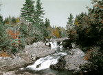 Waterfall Named Crystal Falls by George French