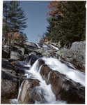Waterfalls On The Wildcat River In Jackson, New Hampshire by George French