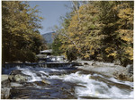 Waterfalls On Wildcat River In Jackson, New Hampshire by George French