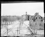 Campus Building And Grounds, Bates College, Lewiston by George French