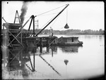 Dredging Operation, New Haven, Ct by George French