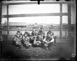 Cornish Baseball Team by George French