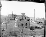 Buildings On The Bates College Campus by George French