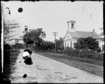 Church, North Parsonfield, Me by George French