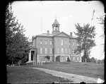 Building On The Campus Of Bates College by George French