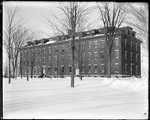Campus Building, Bates College by George French