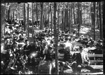 Camp Meeting In The Woods by George French