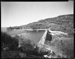 Large Hydro Dam by George W. French