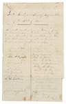 1870-02-04  Petition of Laura A. Nutt and 71 others requesting Constitutional amendment so that women may vote