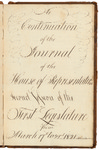 House Journal 1821 Volume 2 by Maine State Legislature (1st: 1820-1821)