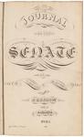 Senate Journal 1837 by Maine State Legislature (17th: 1837)