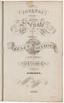 Senate Journal 1836