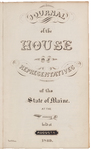 House Journal 1839