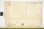 Map of Sanford area and the land partition for Jonathan Tibbetts, 1794 by York County Court of Common Pleas