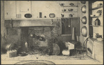 Kitchen, Wadsworth Longfellow House, Portland, ME