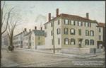 Birthplaces of Longfellow & Thos. B. Reed, Portland, Maine