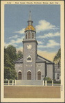 First Parish Church, Portland, ME