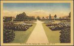 Circle Park, Deering Oaks, Portland, ME