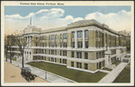 Portland High School, Portland, ME