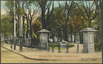 Entrance, Lincoln Park, Portland, ME