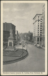 Monument Square, Congress Street Looking West, Portland, ME