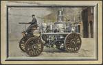 The Horseless Engine of the Portland Fire Dept., Portland, ME