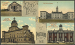 City Halls of Portland, ME