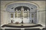 Herman Kotzschmar Memorial Organ, City Hall, Portland, ME