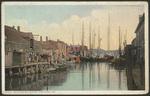 Old Fishing Docks, Portland, ME