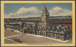 The Union Station at Portland, ME