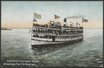 "Island Excursion Steamer ""Pilgrim"", Portland, ME"