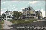 Peaks Island House and Coronado-Union Hotel, Peaks Island, Portland, ME