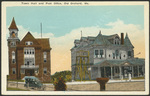 Town Hall and Post Office, Old Orchard, ME