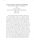 The Maine State Archives: Development of a State Records System by Samual S. Silsby Jr.