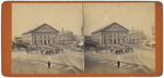 Boston and Maine Railraod Station, Portland, ME