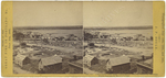 Panoramic View from Observatory Looking Westerly, Portland, ME by J. P. Soule