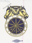 I.B. of T.C.W. & H. of A. emblem by International Brotherhood of Teamsters, Chauffeurs, Warehousemen and Helpers of America