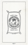 Union Made label by American Federation of Grain Millers, AFL
