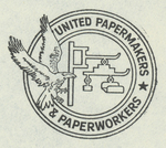 Certification Mark filed with the United States Patent Office by United Papermakers and Paperworkers