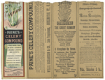 Paine's Celery Compound by Wells & Richardson Company