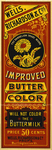 Improved Butter Color by Wells & Richardson Company