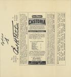 Castoria by Centaur Company