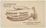 Foot Glove by Ara Cushman Company