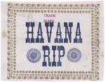 Havana Rip by Jacob Hoag