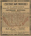 Jaundice Bitters by Henry H. Hay