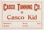 Casco Kid by Casco Tanning Company