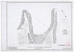 Togus (A) West Cemetery Plot Plan, Togus, ME