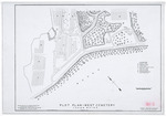 Togus (B) West Cemetery Plot Plan, Togus, ME
