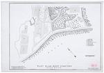 Togus (B) West Cemetery Plot Plan, Togus, ME